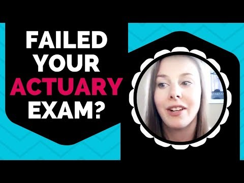 Failed Exam P or FM? Here's what may have gone wrong. - YouTube