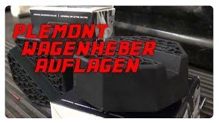 Plemont - Gummiauflage für Wagenheber