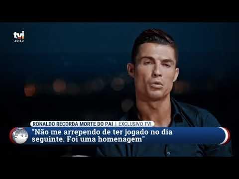 Entrevista Cristiano Ronaldo parte 2