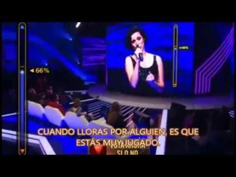 ELEGIDOS subtitulados- Cuando amas a alguien por Diana Amarilla. #Elegidos