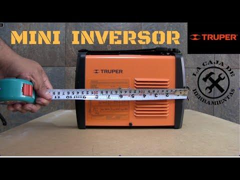Mini inversora TRUPER SOIN-100