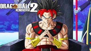 SAIYAN GOD OF DESTRUCTION?! The Last Surviving Saiyan God | Dragon Ball Xenoverse 2 Mods