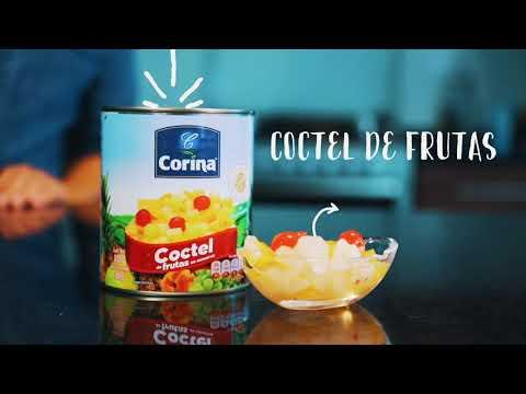 Gelatina de Frutas Corina