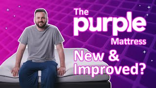 Purple Mattress Review (Updated) | Is the new construction better than the original? (2020)