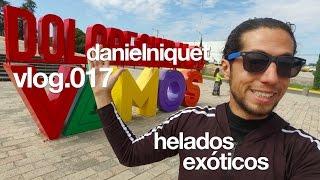 vlog017 - Helados exóticos (Dolores Hidalgo, Guanajuato)