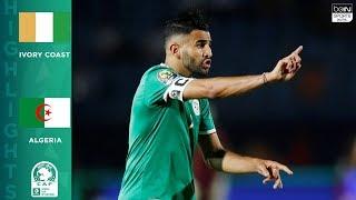 HIGHLIGHTS: Ivory Coast vs. Algeria