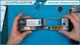 Akkutausch an einem Samsung Galaxy A3 (A310F) - Akku entleert sich schnell