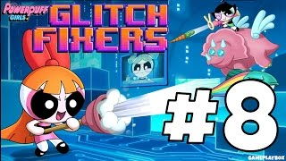 Glitch Fixers - The Powerpuff Girls - Level S7 to S8 - iOS/Android - Walkthrough Video