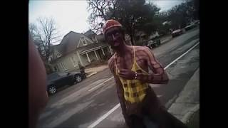 Break - Meth Head In Blackface Has Hilariously Pathetic Interaction With Police In Texas