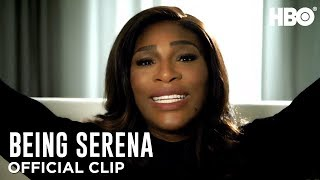 'It Was A Really Special Moment' Ep. 2 Official Clip | Being Serena | HBO