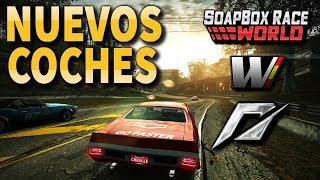 SoapBox Race World | Actualización de Octubre en The World is Ours | Need For Speed World 2018