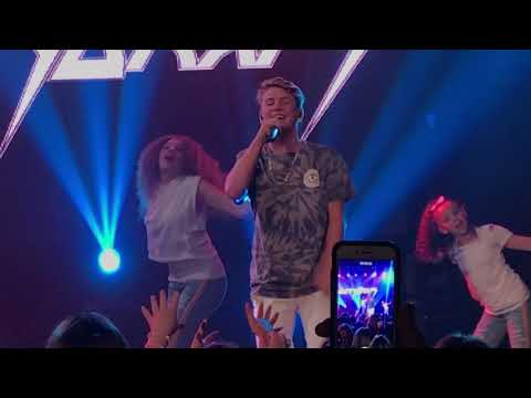 MattyB - Spend It All On You (Live in Boston)