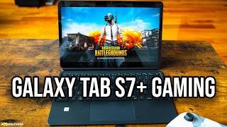 Samsung Galaxy Tab S7+ - Samsung's iPad Pro Gamer Edition!