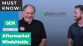 The OEM vs. Aftermarket Windshield Debate - Watch This Before You Replace!   Glass.com®