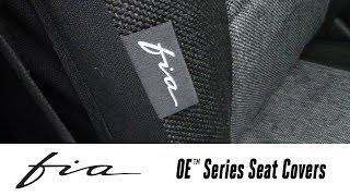 In the Garage™ with Total Truck Centers™: Fia OE™ Series Seat Covers