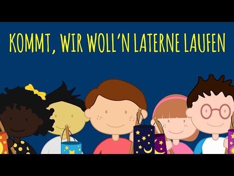 Rolf Zuckowski - Kommt wir woll'n Laterne laufen