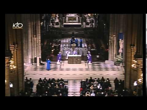 Messe du 22 février 2015