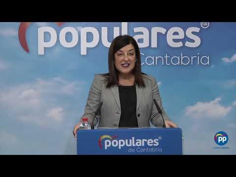 Buruaga pide a Revilla que dé un golpe de timón ante el declive de Cantabria