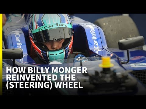 How Billy Monger developed his hand controls