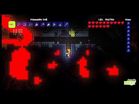 Видео № 0 из игры Terraria [3DS]