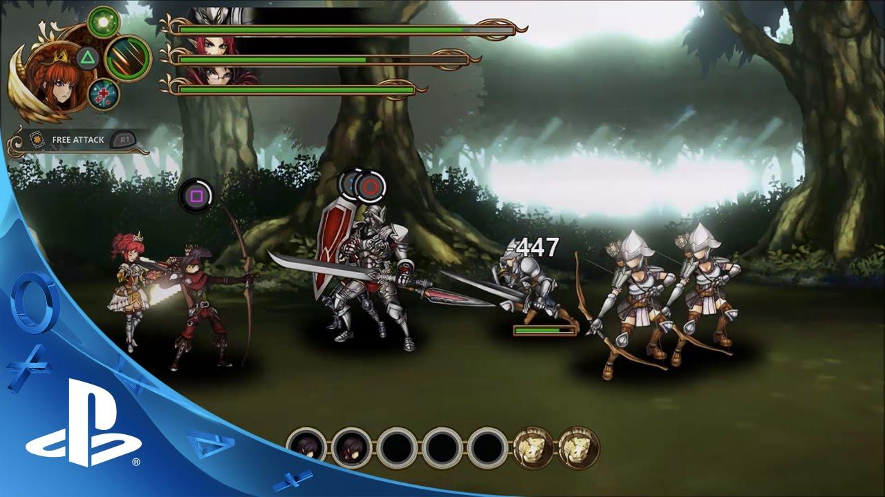 """Fallen Legion para PS4 Traz Mais """"Ação"""" aos RPGs de Ação"""