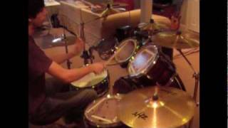 Point / Counterpoint - Streetlight Manifesto (Drum Cover)