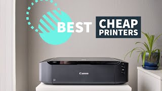 Best Cheap Printers in 2020 - Laser & Inkjet & All in one
