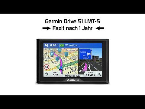 Garmin Drive 51 LMT-S EU Fazit nach 1 Jahr Nutzung