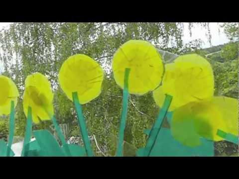 L wenzahn eine tierisch tolle pflanze e learnquest - Pusteblume basteln ...