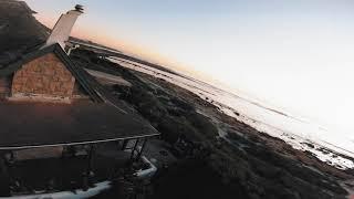 FPV Racing Drone Sunset Kommetjie, Cape Town