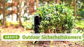 Canary Flex Sicherheitskamera für Smarthome & Outdoor - GRAVITIES Plus #22