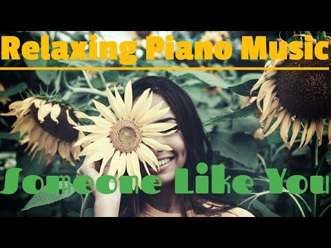 Someone like you - Relaxing Jazz Piano