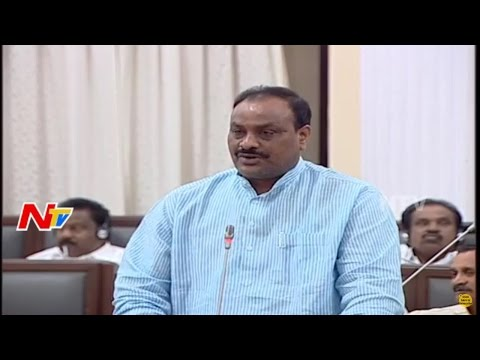 Acham-Naidu-Gives-Counter-YS-Jagan-Comments-On-Chandrababu-Tour-To-Other-Countries-NTV-09-03-2016