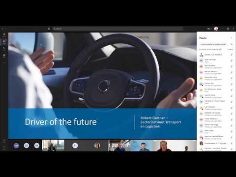 CATALYST Webinar - Users - Chauffeur van de Toekomst [08.07.2020]