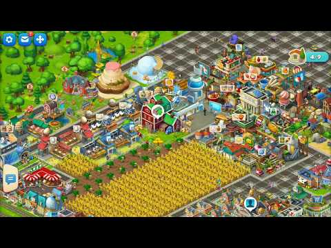 TOWNSHIP Level 57 GAMEPLAY #5
