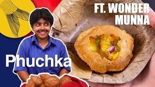 Complete Phuchka Recipe-Kolkata Phuchka Papri