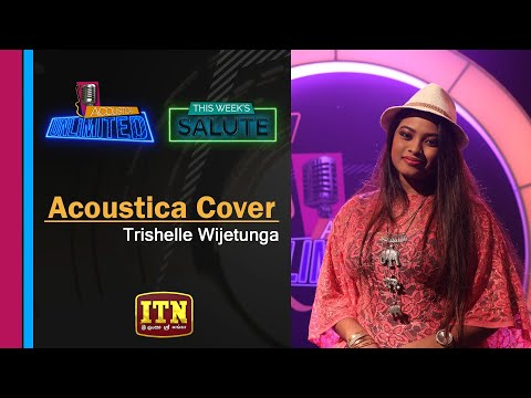 Acoustica Unlimited | Orchestra Cover Track | Trishelle Wijetunga - Havana | ITN