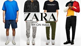 ZARA TRY-ON HAUL | AUTUMN 2018 | Men's Fashion | Daniel Simmons