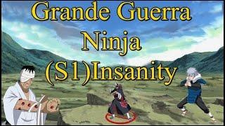 Naruto Online - Grande Guerra Ninja (Aka e Shin)
