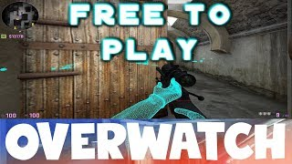 Effects of Free to Play! CS:GO OVERWATCH