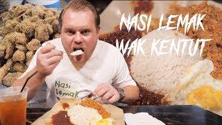 Nasi Lemak Wak Kentut Review & Rating ⭐⭐⭐⭐[ENG SUBS]
