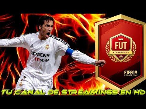 FIFA 19 | FUT CHAMPIONS | VOLVEMOS A LLORAR? | ROAD TO ORO 1 | STREAM | LIVE | DIRECTO