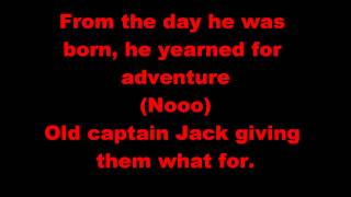 Jack Sparrow by The Lonely Island ft Michael Bolton with lyrics