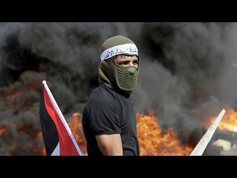 Aumentan los ataques con arma blanca y los enfrentamientos en Israel y Cisjordania