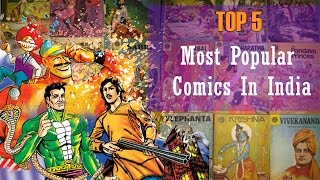 Top 5 - Most Popular Indian Comics | SIMBLY CHUMMA - 59