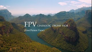 Cinematic FPV Drone Film | Wonderful Cinematic Film | Cinematic Film (1080p HD)|Tejas Bandekar |2020
