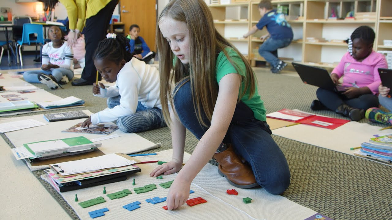 A Public School Transitions to Montessori
