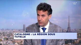 Catalogne : la région sous tutelle (LCI)