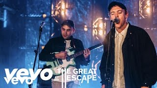 DMA's - Your Low (Live) - Vevo UK @ The Great Escape 2015