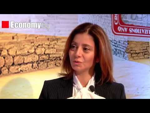HRH Princess Dana Firas Interview with Economy.bg P4